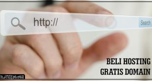 Cara Terbaru Membuat Domain Hosting Gratis
