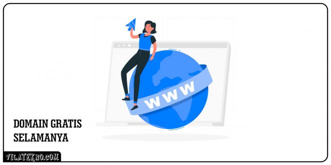 Domain Gratis Selamanya, Berikut Rekomendasinya